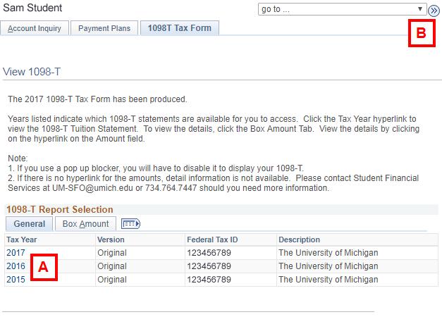 Help: 1098-T Tax Form